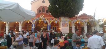 Ο εορτασμός της γιορτής του Προφήτη Ηλία στις Σέρρες