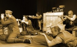 Η θεατρική παράσταση «1913» που ανέβηκε για τον εορτασμό της απελευθέρωσης