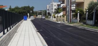 Έργα, προϋπολογισμού 660.000 € ολοκληρώθηκαν στην περιοχή Σιγής