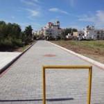 Ολοκληρώθηκαν έργα υποδομής στις Εργατικές κατοικίες Νίκαιας