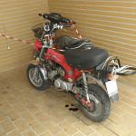 Συνελήφθη για κλοπή δίκυκλου μοτοποδήλατου στις Σέρρες