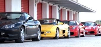 Κοκκίνισε από… Ferrari η Σέρρες