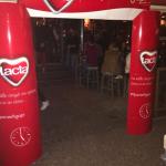 Στο ΓΚΑΖΙ εχθές η γιορτή των ερωτευμένων