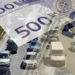 Τέλη κυκλοφορίας για ΙΧ που δεν κυκλοφορούν στους ελληνικούς δρόμους