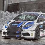 Δοκιμή στα όρια για το Fiesta ST rallycross