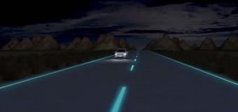 Δρόμοι που φωσφορίζουν στο σκοτάδι!