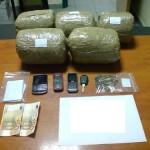 Συνελήφθησαν δύο άτομα με 5 κιλά χασίς σε χωριό των Σερρών
