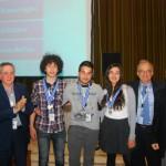 3ο Γενικό Λύκειο Σερρών: Νέα διάκριση με Ασημένιο Μετάλλιο στην Ευρωπαϊκή Ολυμπιάδα Επιστημών EUSO 2014