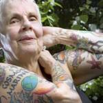 Πώς γίνονται τα τατουάζ όταν γεράσεις;