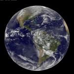 Η πιο πρόσφατη φωτογραφία της Γης από το Διάστημα!