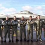 Πάλι πρώτοι των πρώτων οι Έλληνες πιλότοι της Πολεμικής Αεροπορίας
