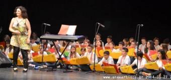 «Μαθητόκοσμος 2014»: Μαθητές 52 σχολείων των Σερρών παρουσιάζουν τις δημιουργίες τους στ' «Αστέρια»