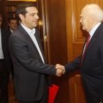 Εκλογές ζήτησε ο Αλ. Τσίπρας από τον Πρόεδρο της Δημοκρατίας