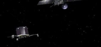 Ο κυνηγός κομητών Rosetta σε κρίσιμη μανούβρα