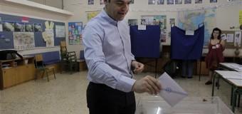 Τσίπρας: Ψηφίζουμε για να φύγουμε από τον χειμώνα του μνημονίου