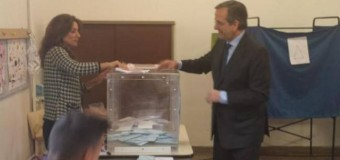 Ευρωεκλογές 2014- Σαμαράς: Να κρατήσουμε την πατρίδα όρθια (ΒΙΝΤΕΟ)