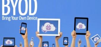 Η τάση BYOD είναι εδώ! Ποιό είναι το επόμενο βήμα;