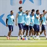 Ισπανία: Έτοιμη για τον «τελικό» η Μπαρτσελόνα.