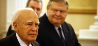 Ποιους προτείνει ο Βενιζέλος για υπουργούς. Τι θα ζητήσει από τον Παπούλια