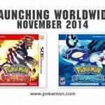 Pokemon Omega Ruby και Alpha Sapphire, έρχονται το Νοέμβριο! [Video]