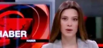 Σεισμός…on air! Δείτε πως αντέδρασε η δημοσιογράφος του CNN Turk [video]