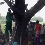 Ινδία: Δύο γυναίκες βρέθηκαν απαγχονισμένες σε δέντρο