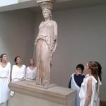 Οι Καρυάτιδες ζήτησαν πίσω τα Γλυπτά του Παρθενώνα