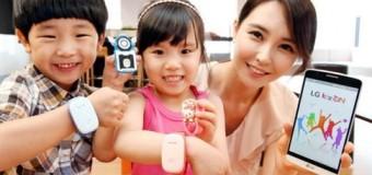 Βραχιόλι για την παρακολούθηση των παιδιών λανσάρει η LG