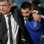Σαν ΚΥΝΗΓΗΜΕΝΟΣ έφυγε ο Σάντος, αφήνοντας αιχμές για τους παίκτες της Εθνικής