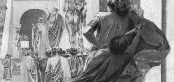 Μηχανή του Χρόνου:Η δολοφονία του Φίλιππου της Μακεδονίας που άνοιξε το δρόμο στον Μέγα Αλέξανδρο