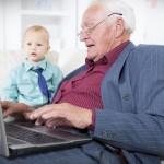 Κλικ στο Ιντερνετ και από τους ηλικιωμένους