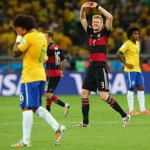 Μουντιάλ 2014: Διασυρμός της Βραζιλίας, με 7 – 1 νίκησε η Γερμανία την Σελεσάο