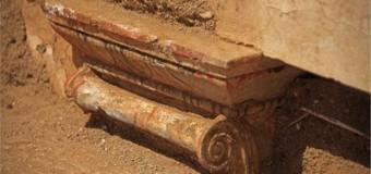 Αρχαία Αμφίπολη: Τα νέα ευρήματα που απέφερε η ανασκαφή την Πέμπτη