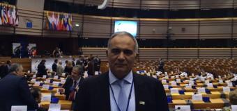 Ο πρόεδρος του επιμελητηρίου Σερρών στις Βρυξέλλες