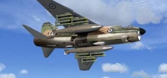 Τελετή απόσυρσης των Α-7 Corsair 2 – (Βίντεο)