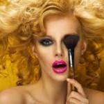 Εργασία MAKE UP ARTIST για προώθηση για γνωστή μάρκα μακιγιάζ