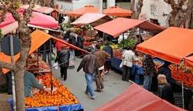 Έξόφληση οφειλών λαϊκών αγορών
