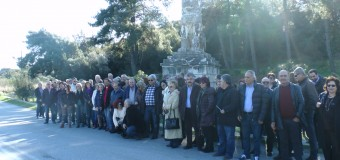 Επίσκεψη Συνέδρων της Γενικής Συνέλευσης της Κεντρικής Ένωσης Επιμελητηρίων Ελλάδος στην αρχαία Αμφίπολη και στο πατρικό σπίτι του Κωνσταντίνου Καραμανλή στην Πρώτη Σερρών