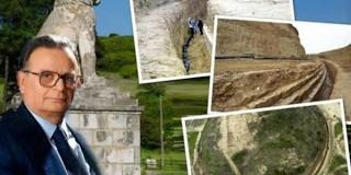Σαράντος Καργάκος: «Ο Λέων δείχνει πού βρίσκεται ο τάφος του Μεγάλου Αλεξάνδρου»