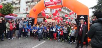 Με απόλυτη επιτυχία πραγματοποιήθηκε ο 30ος Γύρος της πόλης των Σερρών