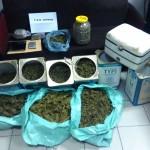 Συνελήφθη 50χρονος για κατοχή μεγάλης ποσότητας κάνναβης